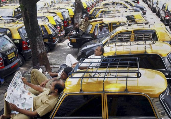 India News - Latest World & Political News - Current News Headlines in India - Mumbai's taxis, autos strike postponed for 10 days
