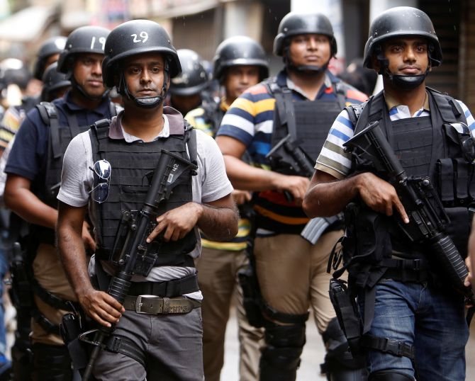 India News - Latest World & Political News - Current News Headlines in India - 9 militants killed as cops foil mass attack in Bangladesh