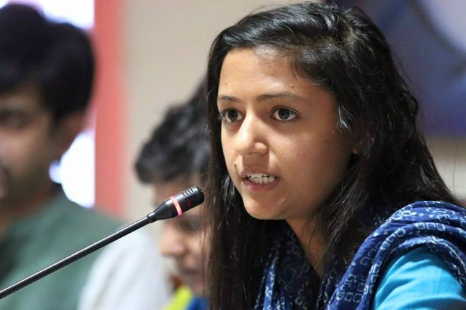 India News - Latest World & Political News - Current News Headlines in India - After Kanhaiya, another JNU student leader to pen book on sedition row