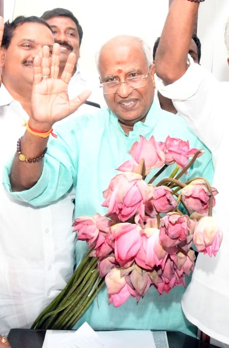 Interview With :    O Rajagopal, veteran Bharatiya Janata Party leader