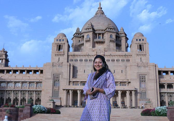 The life and times of a modern princess - Rediff.com India News