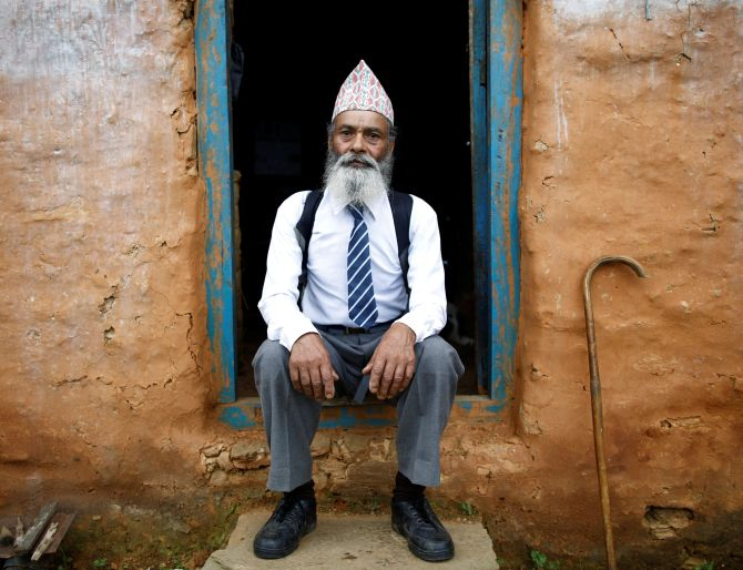 India News - Latest World & Political News - Current News Headlines in India - Age no bar: Meet Nepal's 68-year-old student