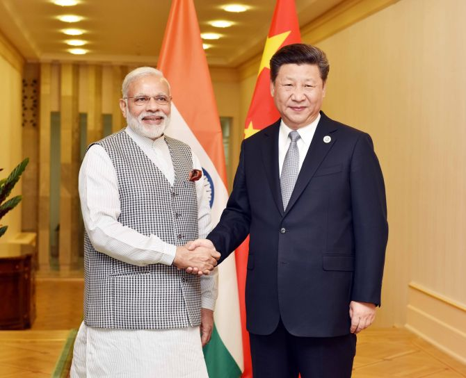 India News - Latest World & Political News - Current News Headlines in India - Take fair, objective decision on India's NSG bid: Modi to Xi