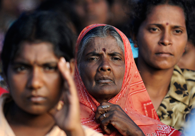 'The situation in Sri Lanka is not alarming for refugees to return'