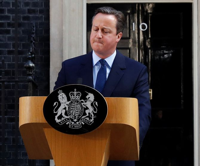 India News - Latest World & Political News - Current News Headlines in India - After Brexit, David Cameron announces his resignation