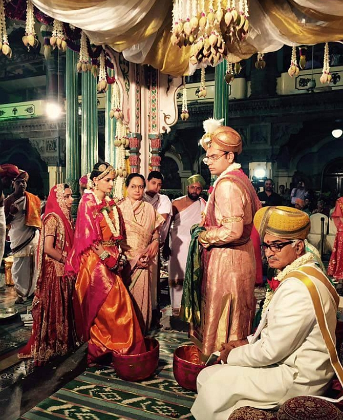 Indian royal wedding