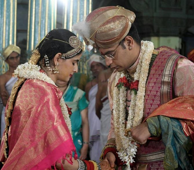 Mysuru Royal Wedding King Yaduveer Weds Rajasthan Royalty