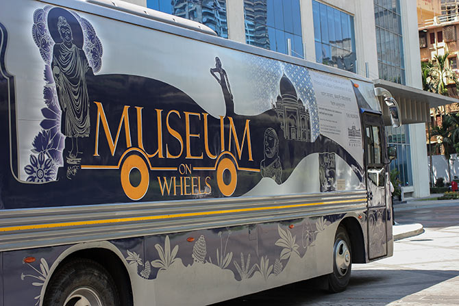 Museum on wheels