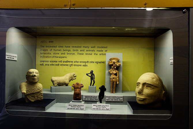 Some of the more popular exhibits