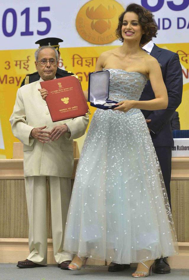 Image result for kangana awards