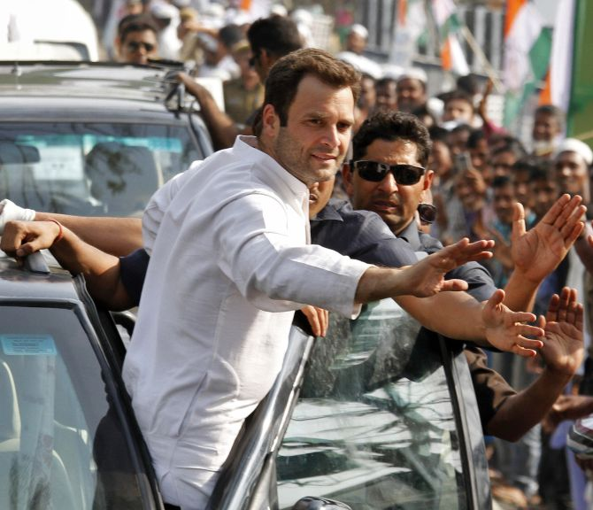 India News - Latest World & Political News - Current News Headlines in India - Rahul for UP CM? Likely to be named Congress president soon