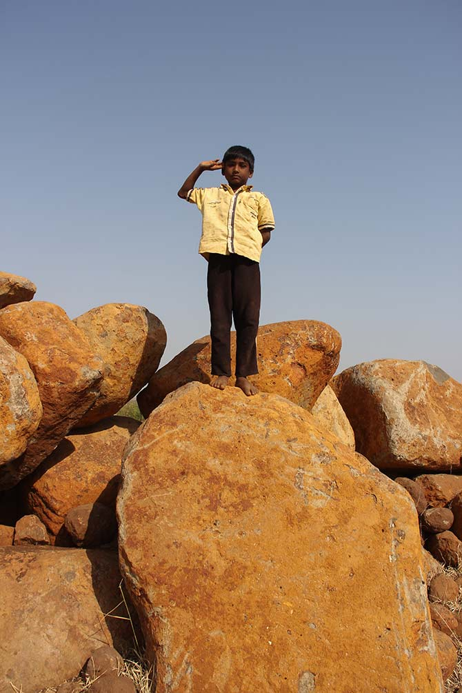 India News - Latest World & Political News - Current News Headlines in India - PICS: The children of Maharashtra's drought