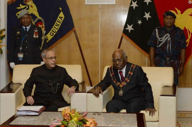 Why Papua New Guinea is critical to India's 'Act East' policy