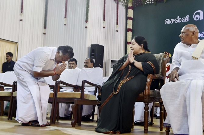 India News - Latest World & Political News - Current News Headlines in India - OPS, first among equals for third time in Amma's raj