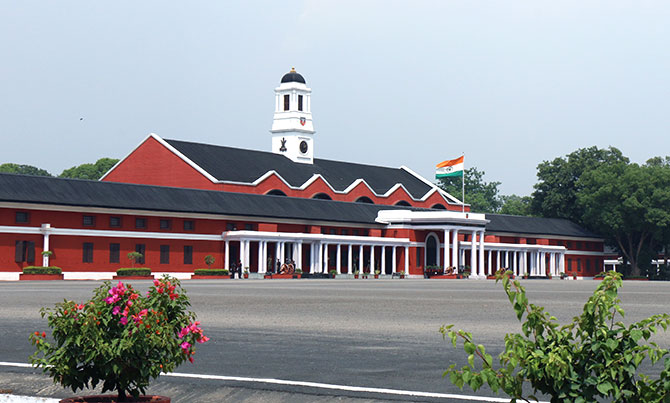The Indian Military Academy