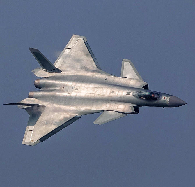 India News - Latest World & Political News - Current News Headlines in India - Unveiled: China's secretive stealth fighter