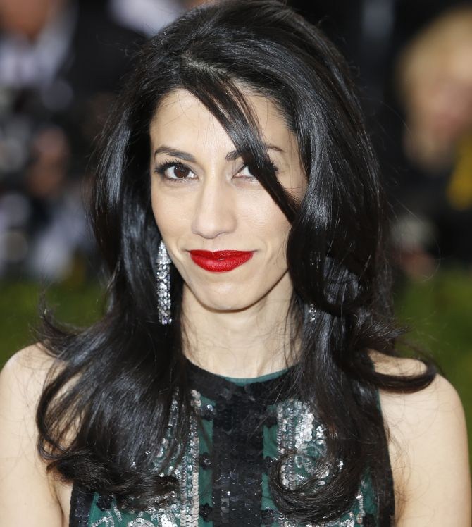 Don't count Huma Abedin out yet!