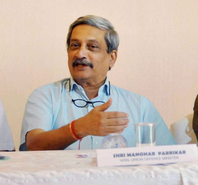 India News - Latest World & Political News - Current News Headlines in India - Where is the go-getter Parrikar?