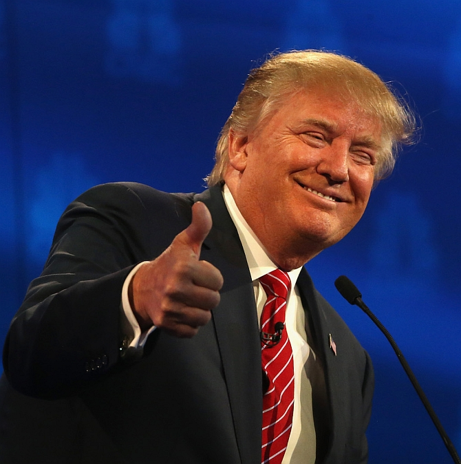 India News - Latest World & Political News - Current News Headlines in India - Trump to 'leave his great business' for presidency
