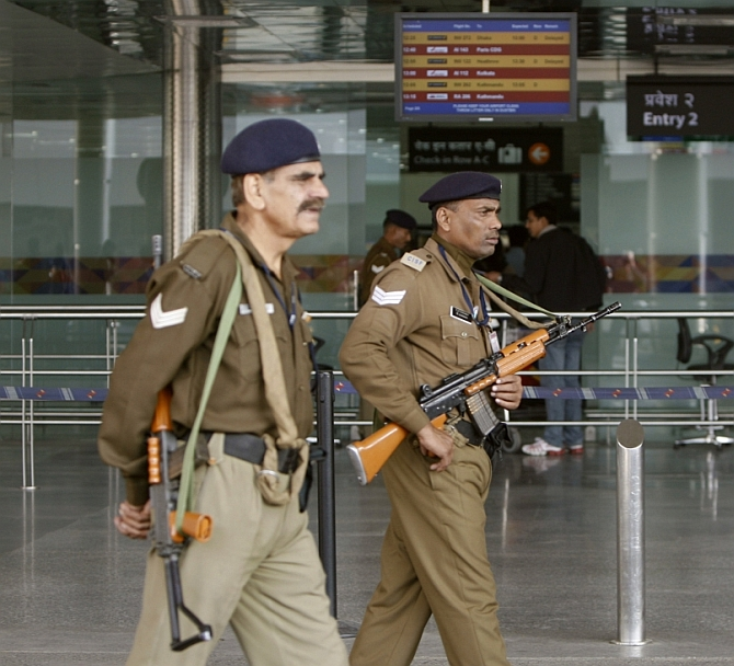 High alert in Rajasthan over terror threat