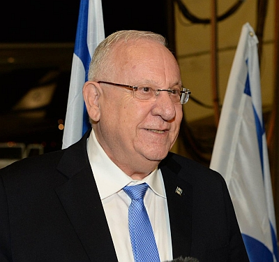 Israel's President Rivlin in India on eight-day visit