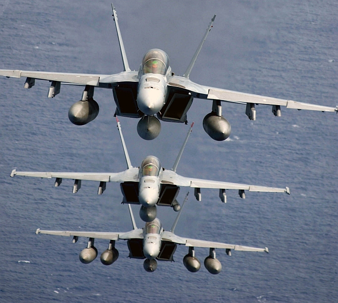 India News - Latest World & Political News - Current News Headlines in India - Boeing to build Super Hornets in India