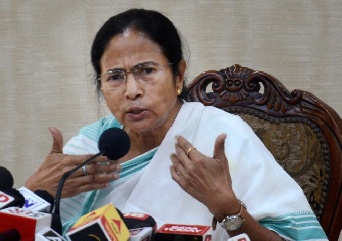 Opposition rally will be the death knell for BJP: Mamata