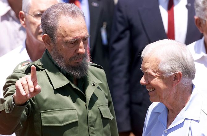 a look at the effects of the cuban revolution Fidel castro led the revolution movement to equalize economic life in a  today,  the cuban people look forward to hosting american visitors.