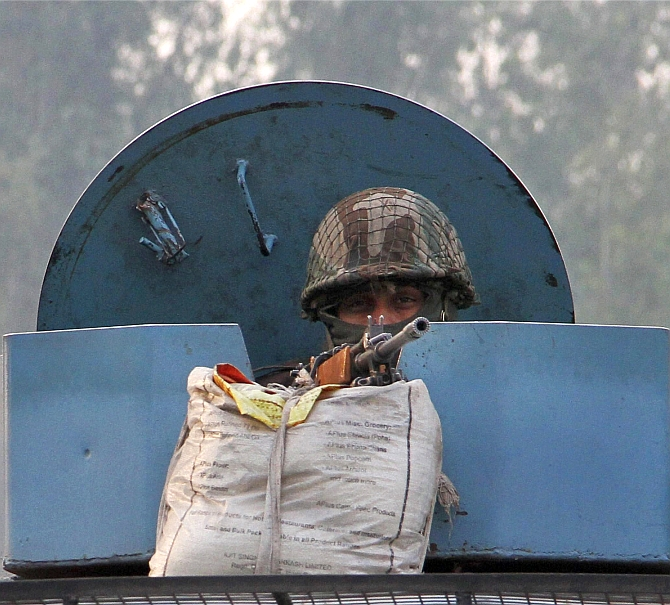 India News - Latest World & Political News - Current News Headlines in India - 3 terrorists killed in Samba wanted to blow up trains