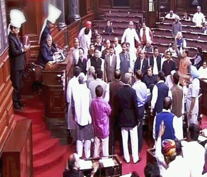India News - Latest World & Political News - Current News Headlines in India - Nagrota attack, demonetisation stop work in Parliament