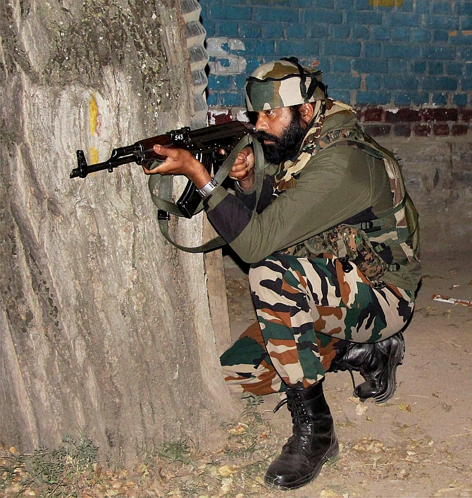 terrorist encounter in lucknow