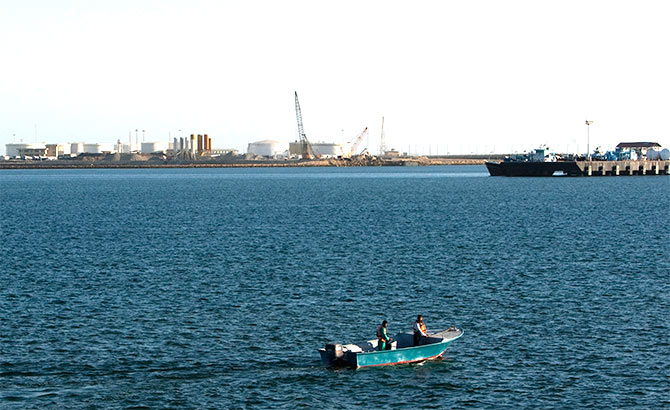 If India can't build Chabahar, China will
