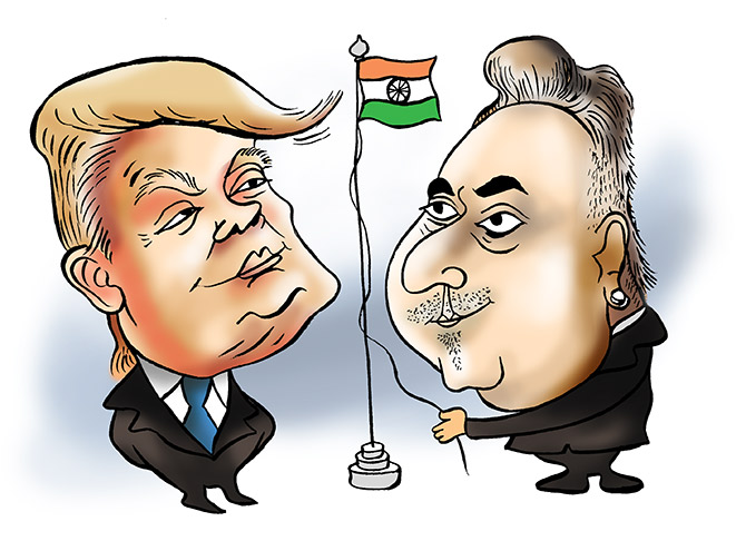 India News - Latest World & Political News - Current News Headlines in India - President Trump, meet President Mallya :)
