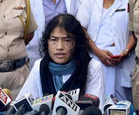 Sharmila refuses to accept security provided by state
