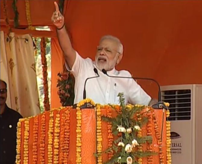 India News - Latest World & Political News - Current News Headlines in India - Can't allow lives of Muslim women to be ruined by triple talaq: PM
