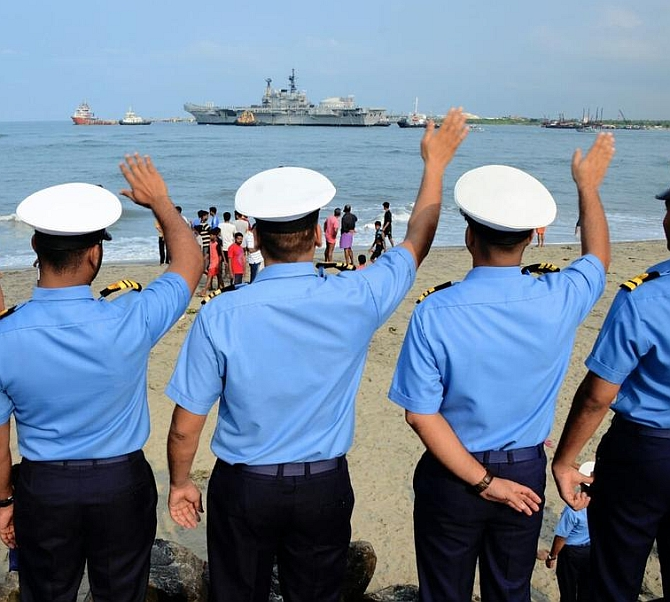India News - Latest World & Political News - Current News Headlines in India - Navy says goodbye to aircraft carrier INS Viraat