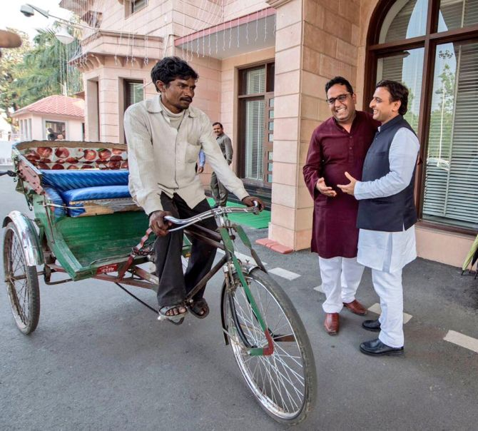 India News - Latest World & Political News - Current News Headlines in India - The UP rickshaw puller who earned the ride of a lifetime