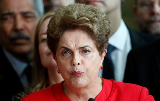 India News - Latest World & Political News - Current News Headlines in India - Brazil's President Rousseff loses impeachment vote, ousted from office
