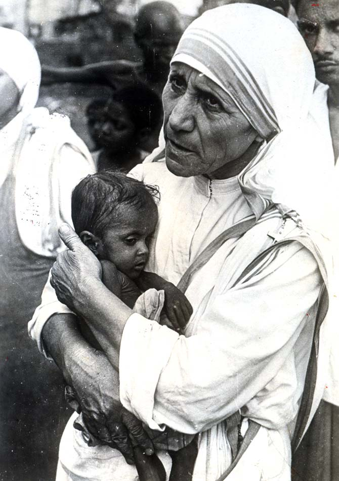 India News - Latest World & Political News - Current News Headlines in India - From sister to saint: Mother Teresa's life in photos