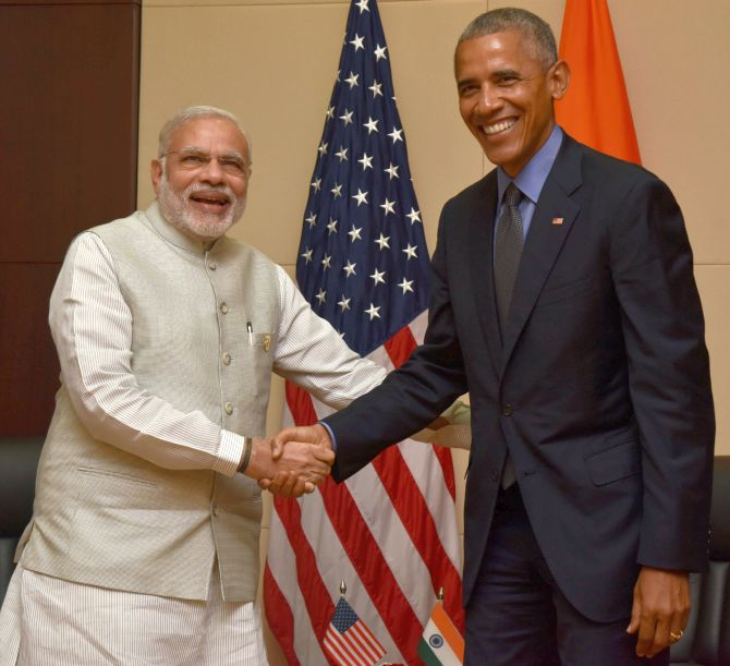 India News - Latest World & Political News - Current News Headlines in India - Michelle and I are still to see the Taj Mahal, Obama tells Modi