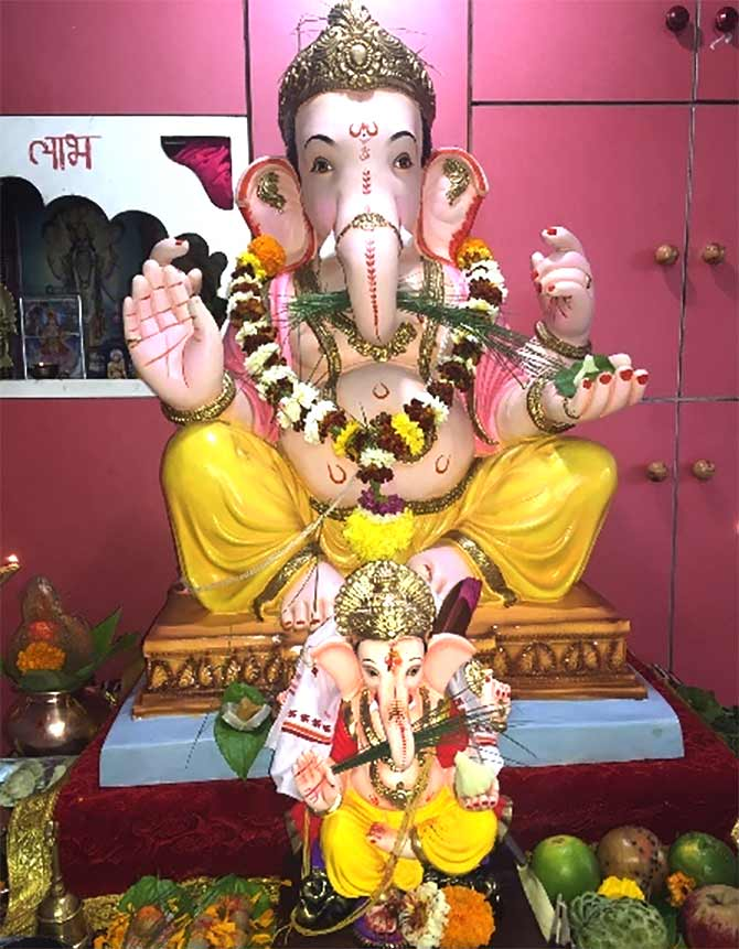 India News - Latest World & Political News - Current News Headlines in India - Ganpati@Home: From Behrampur to Borivali