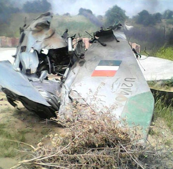 India News - Latest World & Political News - Current News Headlines in India - MiG-21 aircraft crashes in Rajasthan, pilot ejects safely
