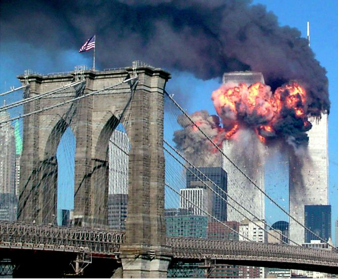India News - Latest World & Political News - Current News Headlines in India - 10 PHOTOS of 9/11 that no American will ever forget