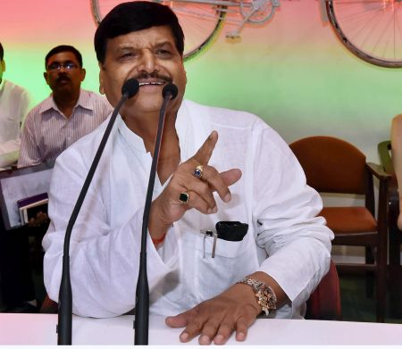 Shivpal shocker: We will float new party, back SP 'rebels'