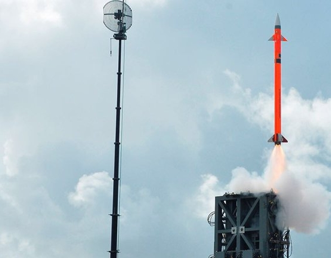 India tests long-range missile jointly developed with Israel