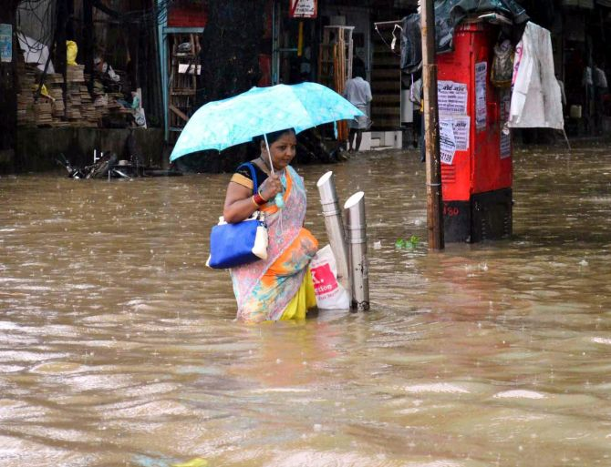 India News - Latest World & Political News - Current News Headlines in India - 6 days and counting: Rain-drenched Mumbai braces for more