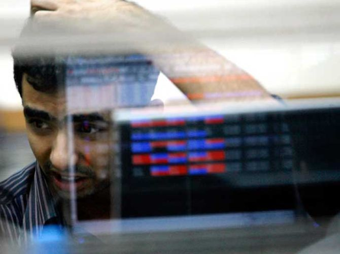 Surgical strikes spook Sensex, 29 of 30 stocks plunge