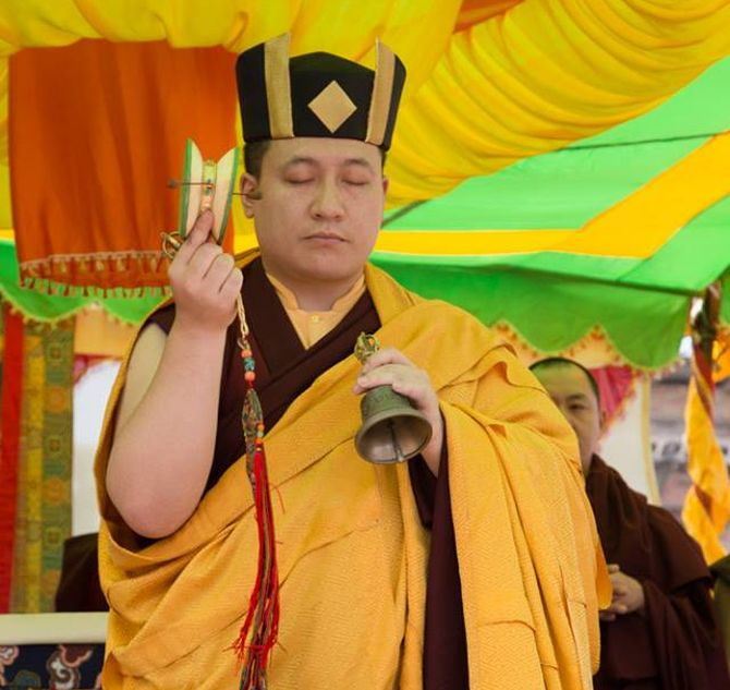 Will delhi karmapa lose acceptance after marriage rediff indias play in tibetan religious politics has always been a high stakes game indias grant of refuge to the 14th dalai lama in 1959 led to the 1962 war altavistaventures Choice Image