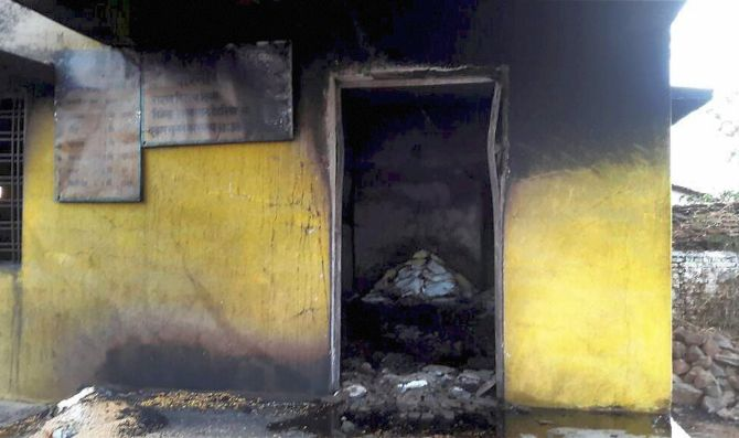 India News - Latest World & Political News - Current News Headlines in India - 14 people killed in fire at kerosene distribution centre in MP