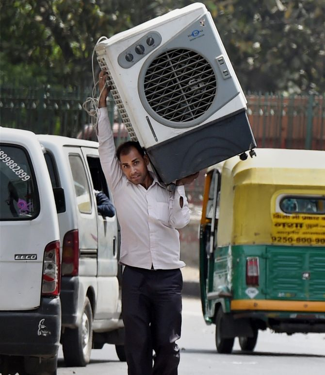 India News - Latest World & Political News - Current News Headlines in India - Heat wave in India kills 4620 lives in last four years